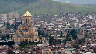 Путешествие в Грузию видео