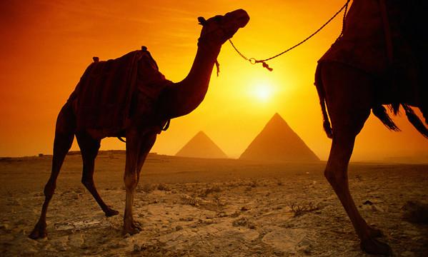 Путешествие в Египет видео