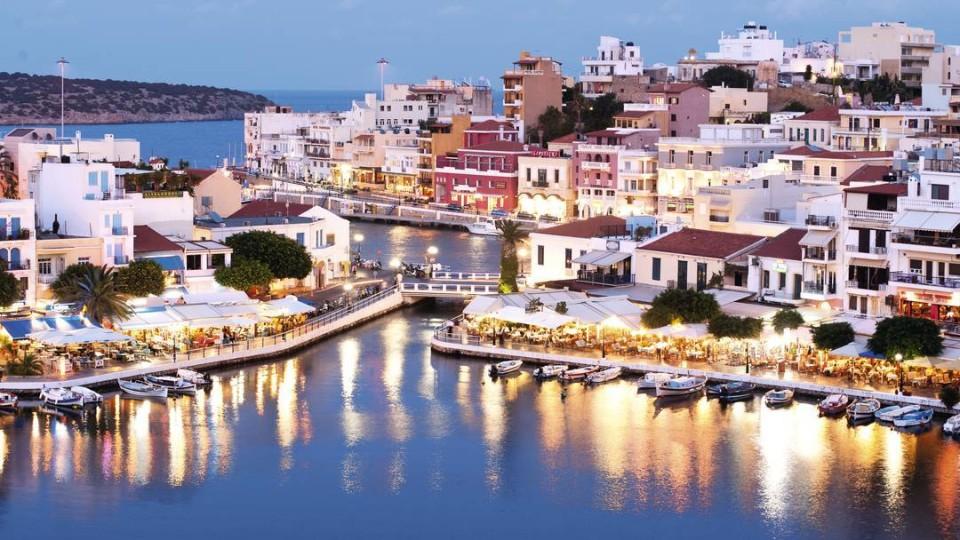 Поездка на остров Крит. Греция. Акустическое путешествие