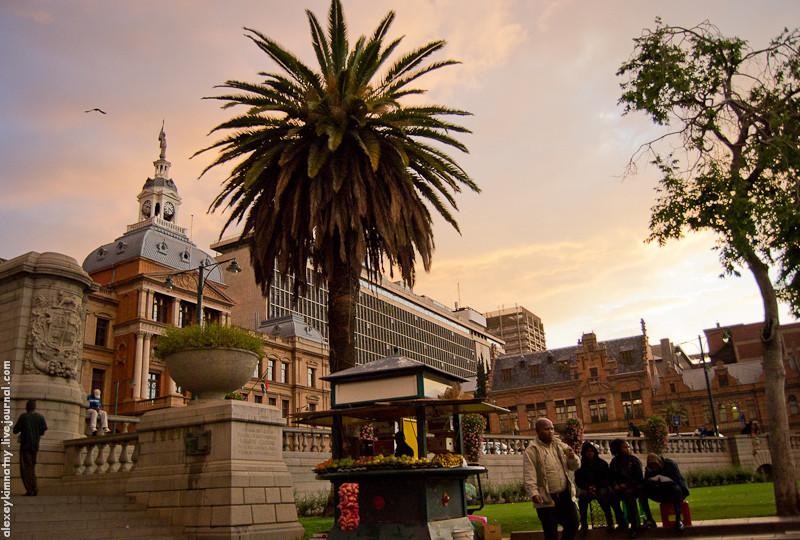 Зоопарк Тсване — ЮАР — видео