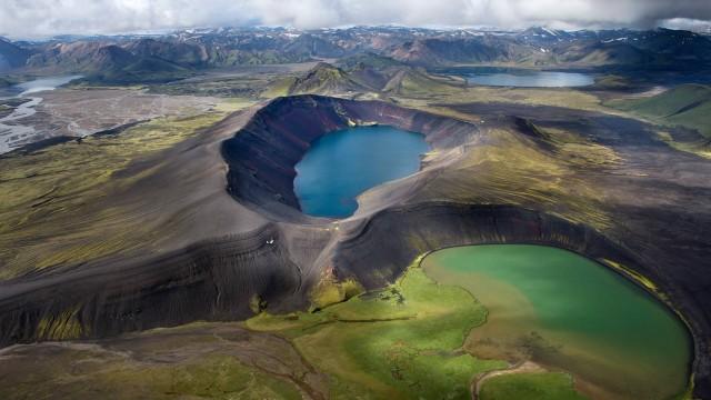 Путешествие в Исландию на автомобилях