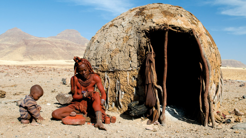 Поездка в Намибию