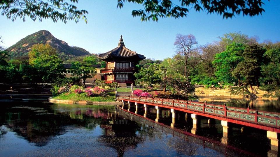 Поездка в Южную Корею
