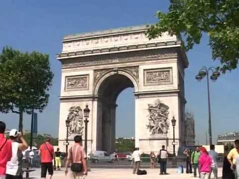 видео: Экскурсии по Парижу. Франция. Часть 1