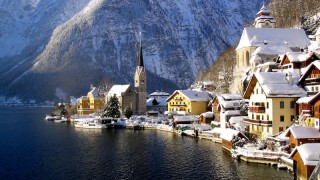 Поездка в Австрию — Гальштат