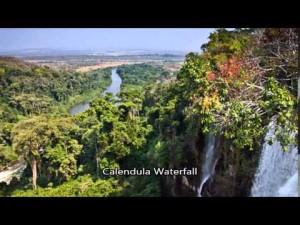 Путешествие в Анголу