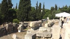 Путешествие в Грецию видео