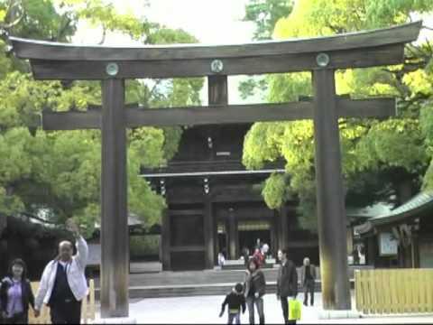 Поездка в Японию часть 1