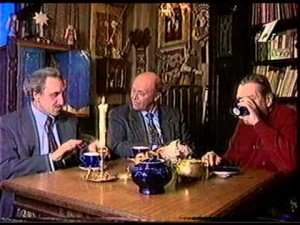 Клуб путешественников. Телевизионная передача в Святки 1995 года