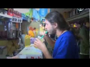 Остров Тайвань. Тайваньская еда, традиционная и не совсем