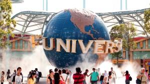 Парк развлечений Universal Studios в Сингапуре | Universal Studios, Singapore