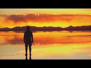 Солончак Уюни. Боливия. Мир Наизнанку