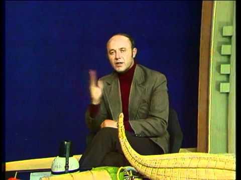 СССР ТВ   Видео Клуб кинопутешествий  Экспедиция Тура Хейердала на Тигрис