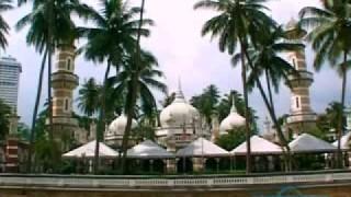 Янгон, Мьянма. Куала Лумпур, Малайзия. Экзотика городов Азии