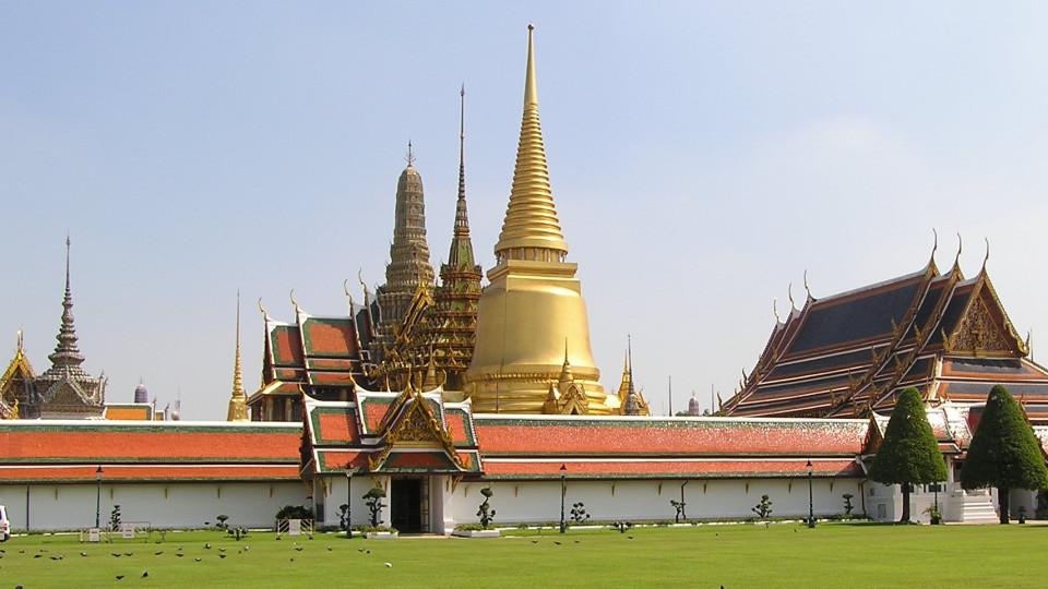 Поездка в Тайланд. Бангкок — Аранпратет