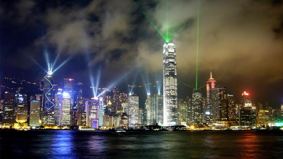 Путешествие в Гонконг видео