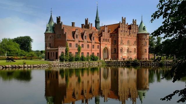 Поездка в Данию видео