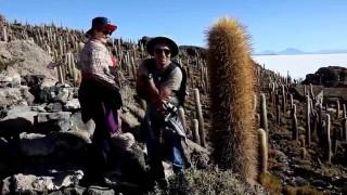 Поездка в Боливию