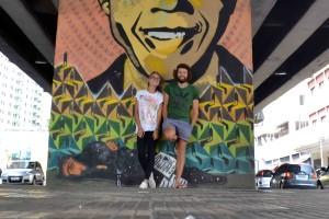Путешествие в Бразилию — Сан-Паулу видео