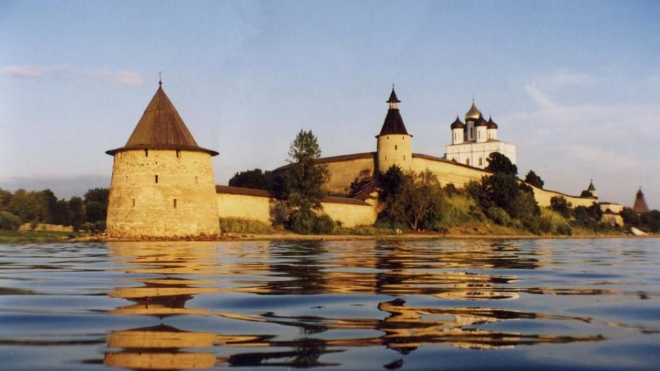 Поездка в Псковскую крепость