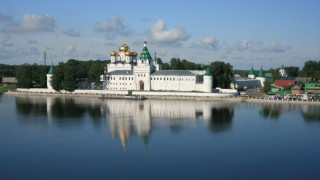 Россия. Кострома, Ипатьевский монастырь. Вокруг света